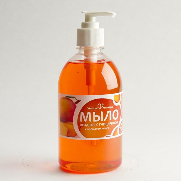 Жидкое мыло в домашних условиях без глицерина